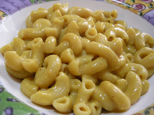 soy-free mac and cheese