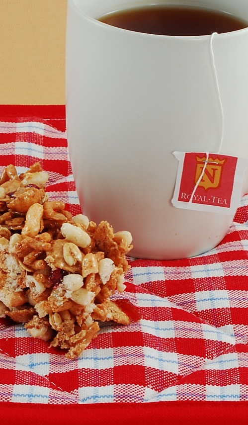 Easy breakfast cereal bars ccuart Images