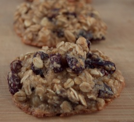 Picture of Pumpkin-Raisin Oatmeal Cookies
