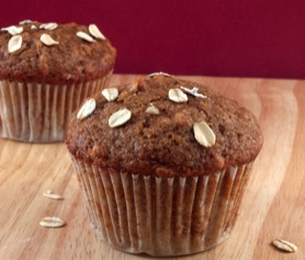 Picture of Apple Crisp Muffins