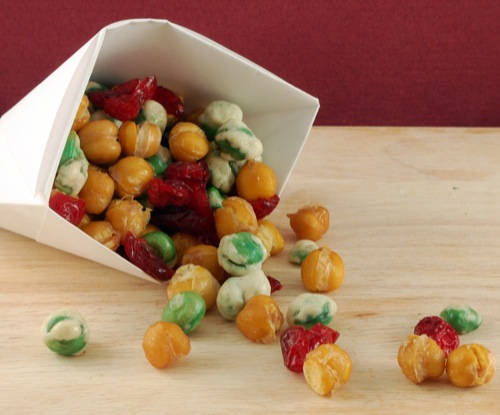 photo of Cranberry Wasabi Trail Mix