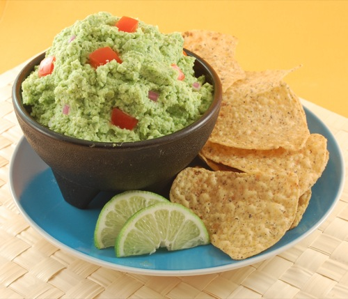 Picture of Low-Fat Guacamole