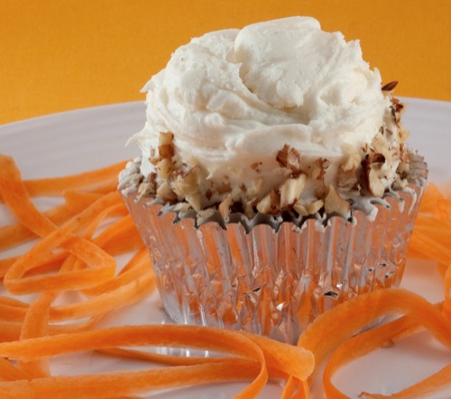 photo of Carrot Cake Cupcakes