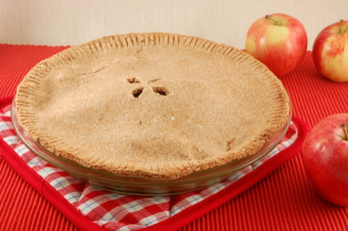 photo of Whole Wheat Pie Crust