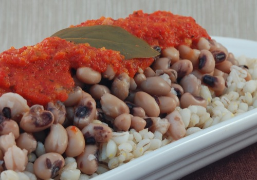 Picture of Creole Black Eyed Peas