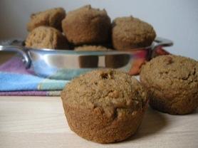 Picture of Banana-Pumpkin Muffins