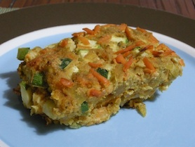 Picture of Southwest Zucchini Pie