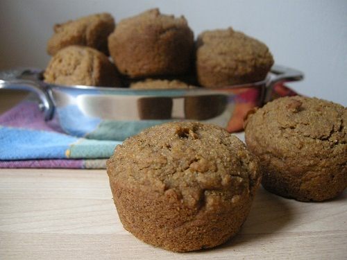 Picture of Banana-Pumpkin Muffins