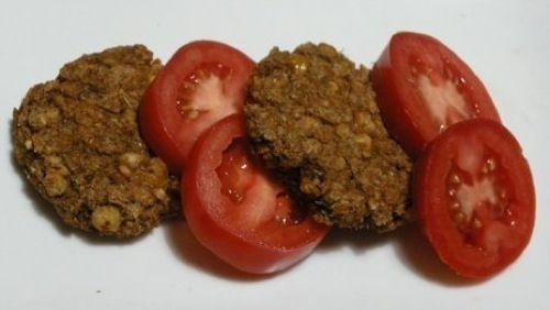 Picture of Refried Bean Cakes