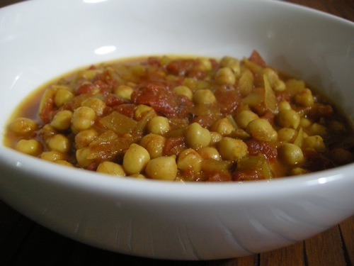 photo of Fire-Roasted Chana Masala