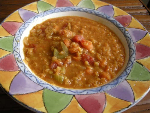 Picture of Moroccan Lentil Soup