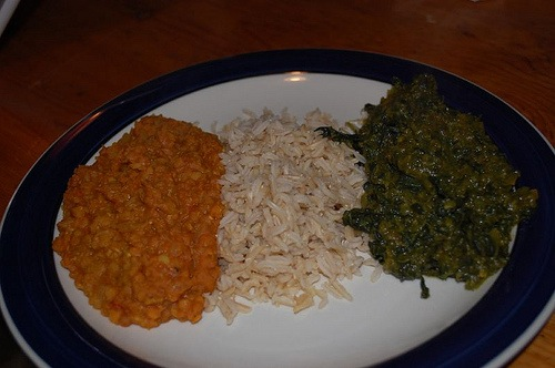 Picture of Saag (Indian Spinach)