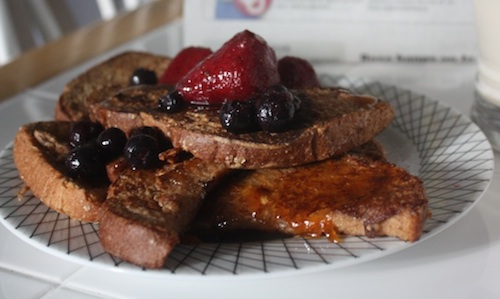 Picture of Gingerbread French Toast