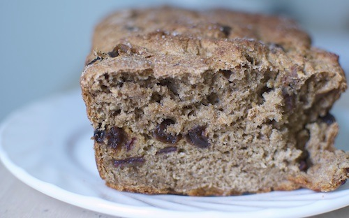 Picture of Whole Wheat Cinnamon Raisin Bread