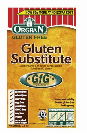 Gluten Free Seitan