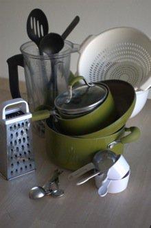 Minimalist Monday Kitchen Essentials