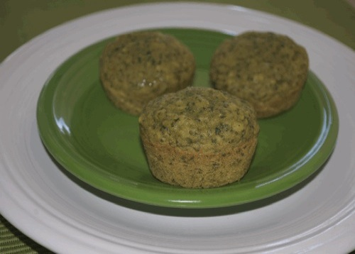 photo of Green Goblin Muffins