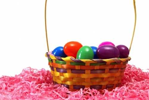 Easter basket ideas a herbie on facebook suggested we write a post with easter basket suggestions heres a post for plant based vegan easter brunch or dinner ideas negle Images