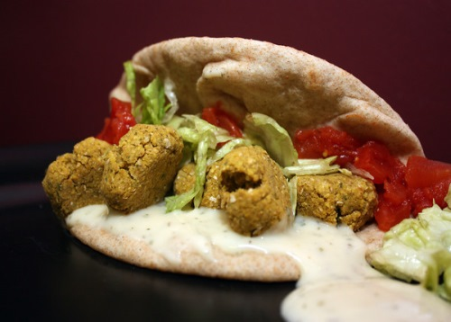 photo of Yam Falafels