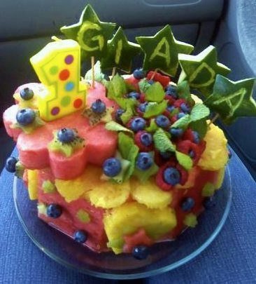 healthy fruit birthday cake is it healthy to eat only fruit