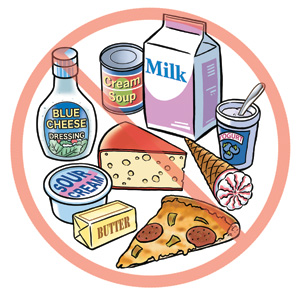 What Foods Can You Eat If You Are Lactose Intolerant