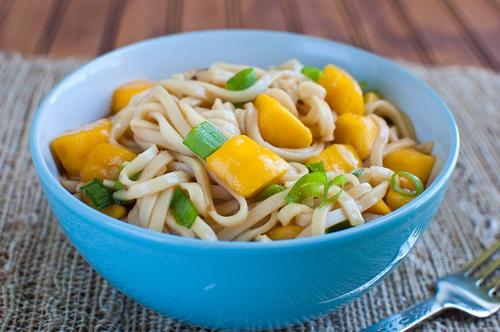 Teriyahki Noodles