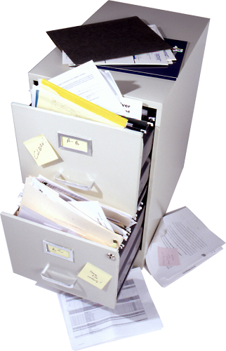 Minimalist Monday: What Paper Docs to Keep & Shred (How t...