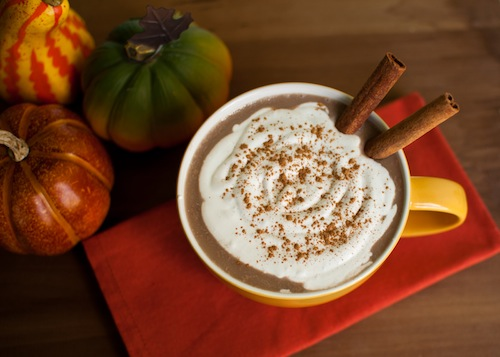 photo of Pumpkin Spice Latte
