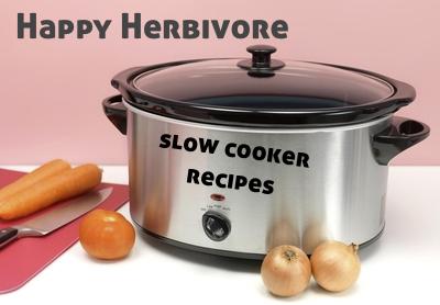 slowcooker_meme happy herbivore crockpot recipes