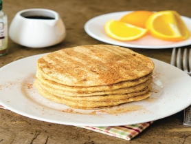 Picture of Pumpkin Pancakes