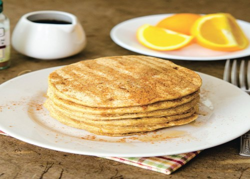 photo of Pumpkin Pancakes