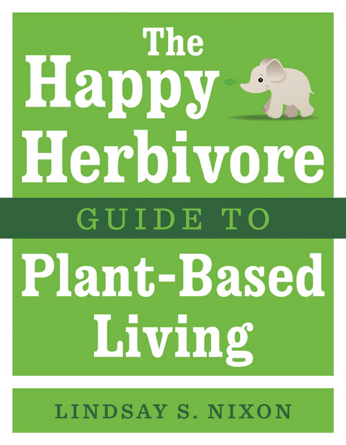 Cover of the Guide to Plant-Based Living