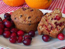 Picture of Cran-Orange Muffins