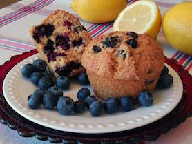 Picture of Single-Serving Blueberry Muffin