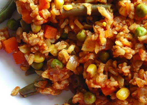 photo of African Jollof