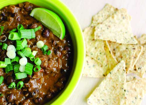 photo of Cuban Black Bean Soup