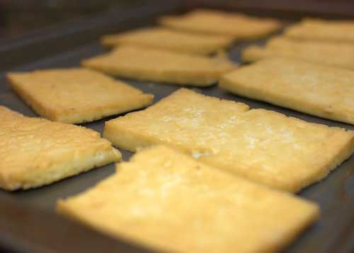 photo of Basic Baked Tofu