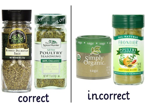 Ingredient 911 The Differences Between Spices Herbs Flou
