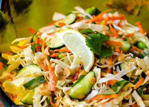 photo of Thai Peanut Dressing