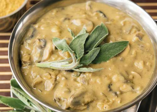 photo of Everyday Mushroom Gravy