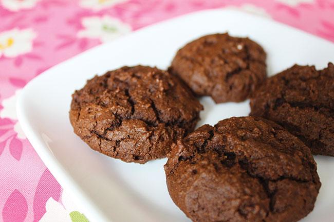 Soft Molasses Cookies EHH