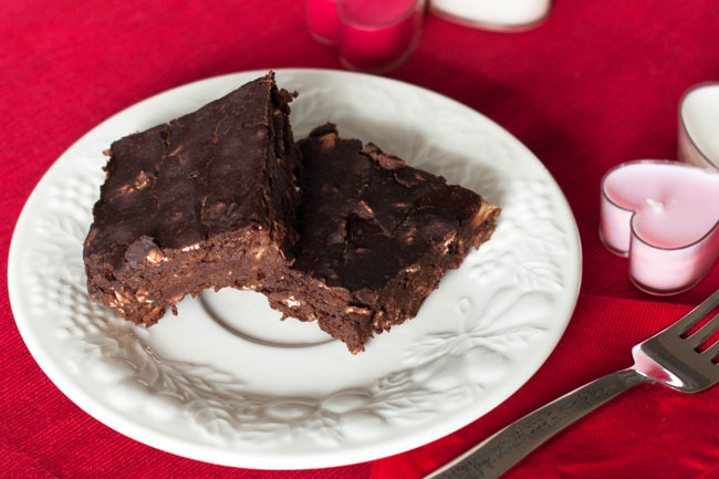 photo of Black Bean Brownies