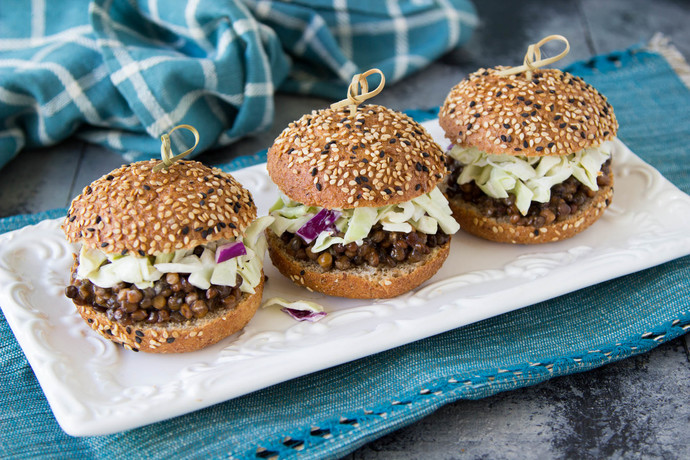 Korean BBQ Sliders