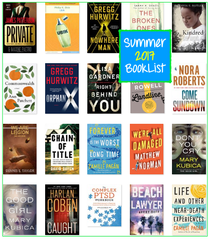 100 Books In 2017 Part 2 What To Read This Summer