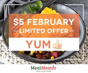 $5 February - Limited Offer - Yum