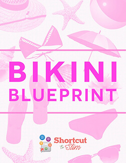 The Bikini Blueprint eliminates gas and bloating