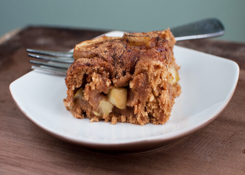 photo of Apple-Cinnamon Coffee Cake