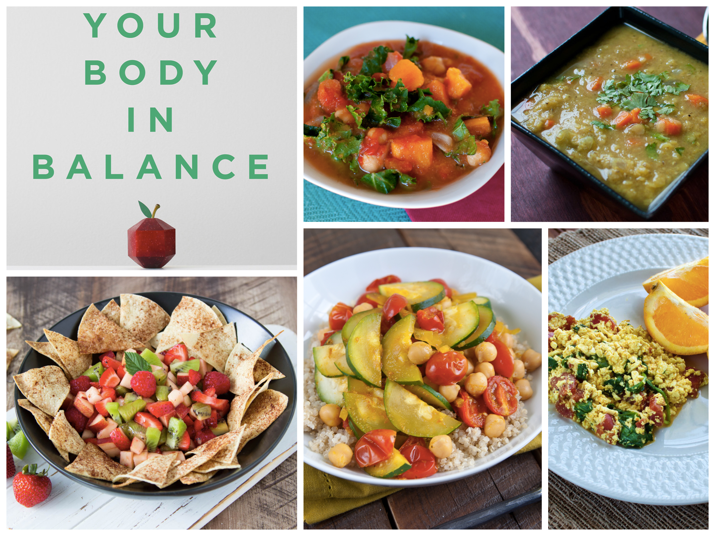 Is Your Body in Balance? Eat this at breakfast