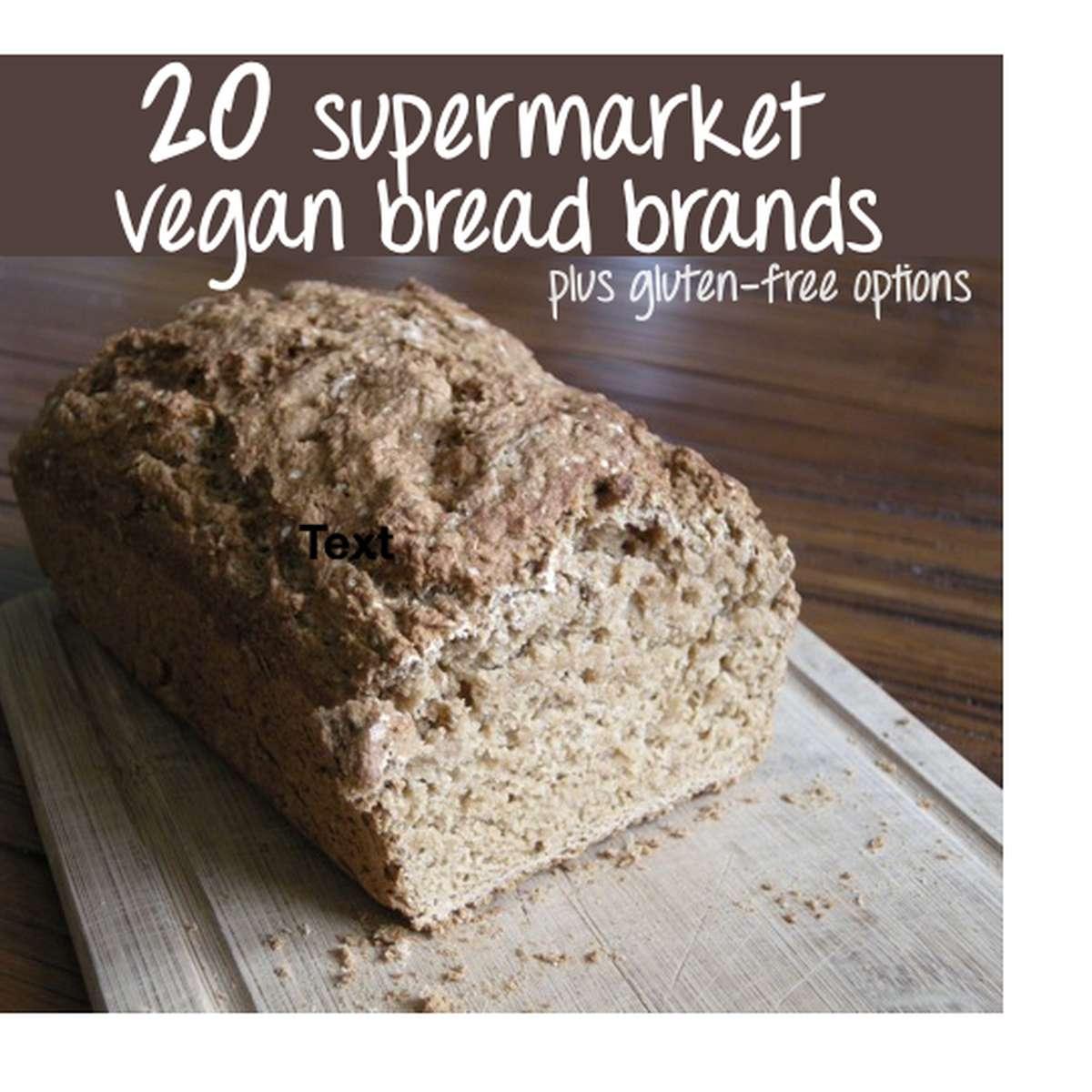Vegan Whole Wheat Bread Recipe