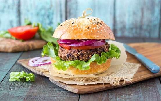Black Bean Burgers Recipe (Vegan) - Happy Herbivore